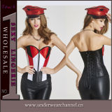 2016 Hot Sale Cheap Waist Training Lingerie Sexy Corset (TWK5500-1)