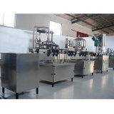 Fábrica que manufatura a máquina engarrafada automática da água Sparkling