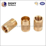 Customized High Precision CNC Turned Stainless Steel Brass Aluminium Tube