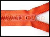 #5 Zipper de nylon para Garments con Oeko-Tex