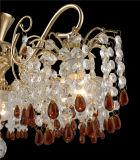 Lampadario a bracci a cristallo di telecomando del Antler dei cervi di alta qualità/indicatore luminoso Pendant