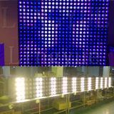 25heads LED 매트릭스 곁눈 가리개 빛