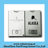 Custom Portable Portable PVC Magnifier Plastic Business Card