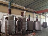 China Alta calidad de acero inoxidable Reactor