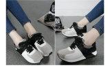 落下2016年のジョーカー学生の女性の偶然靴のスポーツは厚いハイヒールのプラットホームの靴の単一の靴に蹄鉄を打つ
