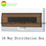 Пластичная водоустойчивая коробка распределения IP65