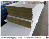 Prefab House를 위한 50/75/100/120/150mm Thickness Rock Wool Board