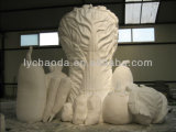 Estaca da espuma 3D & máquina de gravura