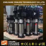 Pompe centrifuge à plusieurs étages verticale de lumière d'acier inoxydable de Qdl