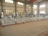 Kundenspezifisches Schweißens-Stahlteil heißes BAD galvanisierte Beschichtung