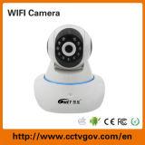 Беспроволочная крытая миниая камера слежения IP CCTV иК PTZ WiFi купола