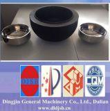 Extremidade de tubulação do aço inoxidável 304L (cabeça do prato/cabeça Hemispherical/cabeça cónica)