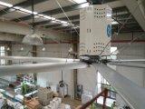 Motor de Lenz, transdutor de Danfoss e a maioria de ventilador de Hvls do uso da planta do preço do competidor 2.4m-7.4m