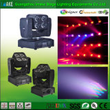 Etapa e iluminación para la luz móvil de la colada de la pista LED de la venta