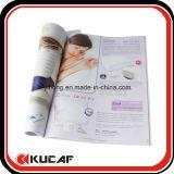 高品質Perfect Binding Soft Cover CatalogueかBrochure/Booklet/Flyer Printing