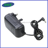 9V1a Wall Mount Power Adapter met het UK Plug