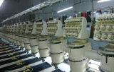 マルチヘッド高性能の平らな刺繍機械