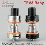 Smoktech 아기 짐승 탱크 3.0 Ml 상단 채우는 기류 통제 Smok Tfv8 아기