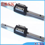 Supports를 가진 CNC Auto Parts Linear Bearing Rail Guide