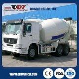 10cbm Concrete Mixer Semi Trailer 또는 Truck Trailer