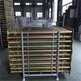 Rivage de poste d'échafaudage utilisé pour des chantiers de construction