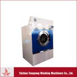15 kg de máquina de secar roupa, aquecimento elétrico, equipamento de lavanderia