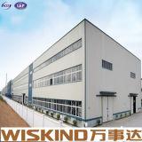 Edificio del metal de la estructura de acero del diseño moderno del bajo costo nuevo