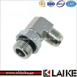 90 gradi Elbow Jic Male Flared Hydraulic Tube Fitting (1JO9-OG)