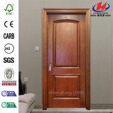 HDF/MDF 자연적인 베니어에 의하여 주조되는 문 또는 문 피부