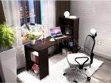 책꽂이에 의하여 사용되는 컴퓨터 책상 (SZ-CDT038)를 가진 컴퓨터 테이블 모형 연구 결과 책상