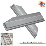 Kundenspezifischer Aodised Aluminiumboden eingehangene Sonnenkollektor-Rahmen (300-0003)