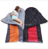 Erwachsener Großhandelsschlafsack, drei Jahreszeit-Schlafsack, kampierender Schlafsack