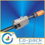 Bewegliches Handluft-Laufwerk-Dampf-Rohr Beveller