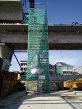 Andamio Ringlock de la plataforma de la construcción