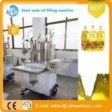 Planta de produção de engarrafamento do petróleo automático cheio