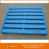 Aceally Storage Folding Steel Pallet per Pallet Racking