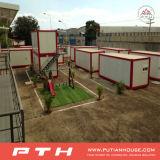 ベネズエラの一時住宅のためのプレハブの容器の家のプロジェクト