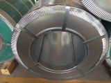 Enroulement laminé à chaud galvanisé d'acier doux