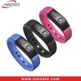 Aktivitätwristband-Eignung-Sport-Uhr Bluetooth androides IOS-intelligentes Armband