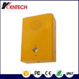 Telefono industriale Knzd-13 della metropolitana di Analogtelephone del telefono Emergency di Koontech