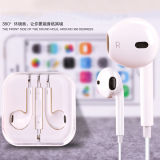 3.5mm Earpods para fones de ouvido do iPhone de Apple com Mic e telecontrole