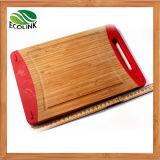 Raad van het In blokken snijden van het bamboe de Hakkende