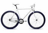 Велосипед шестерни модного города 2016 фикчированный с рамкой 4130 Cro-Mo