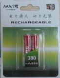 bateria alcalina super de 1.5V Lr03 AAA Am4