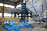 El panel prefabricado peso ligero del muro de cemento que forma la máquina
