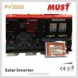 6HP 48V 12kw 순수한 사인 파동 발전기 변환장치 가격 태양 변환장치