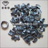 穿孔機ビット(diaのためのDs-1ダイヤモンドの切断の粉砕セグメント: 18-800mm)