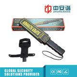 Детекторы металла портативного оборудования обеспеченностью стационара ручные с светлым/Vibratory сигналом тревоги