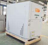 Cer bescheinigte Abkühlung-Geräten-wassergekühlten Rolle-Wasser-Kühler für Industrie-Gebrauch