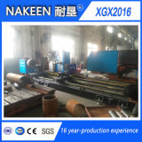 Tagliatrice d'acciaio del tubo di CNC di cinque assi